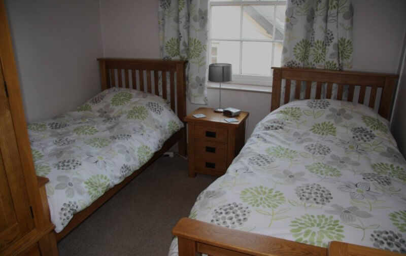 Accommodation in the Bell Chittlehampton
