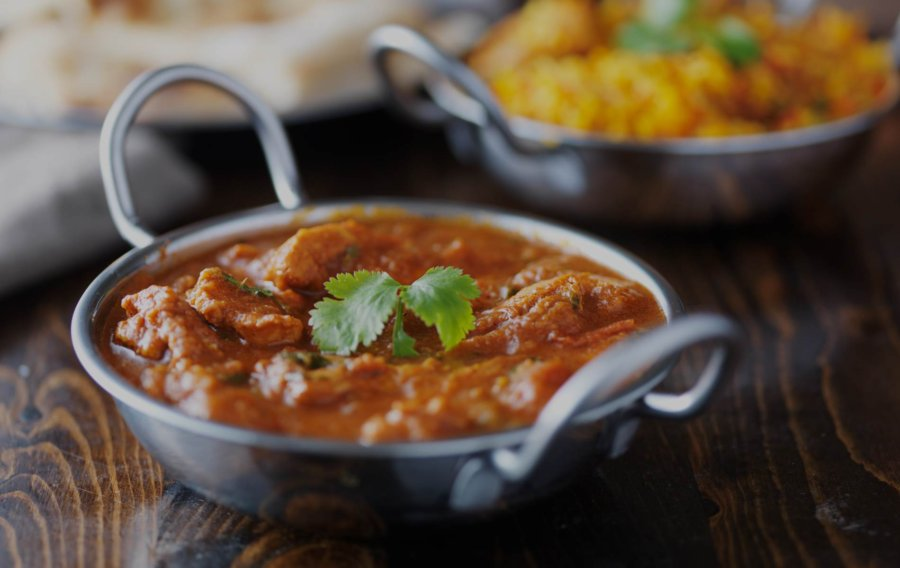 Curry Club (8th-9th May)