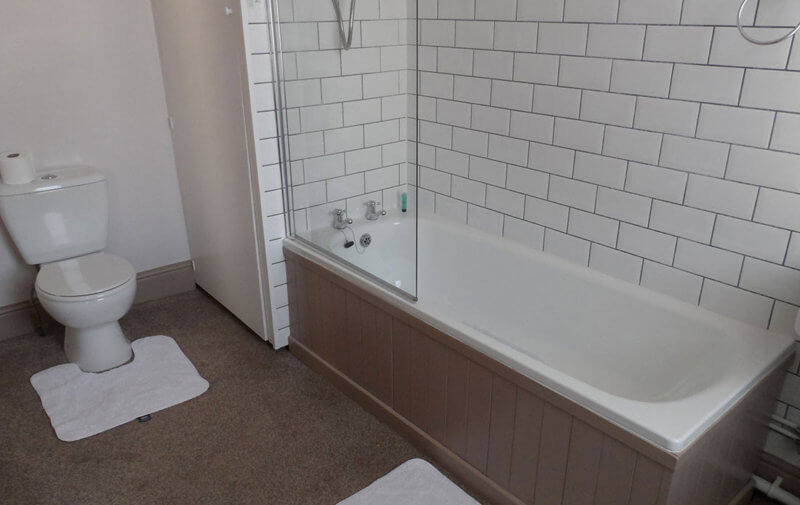 One of the Bells ensuite rooms