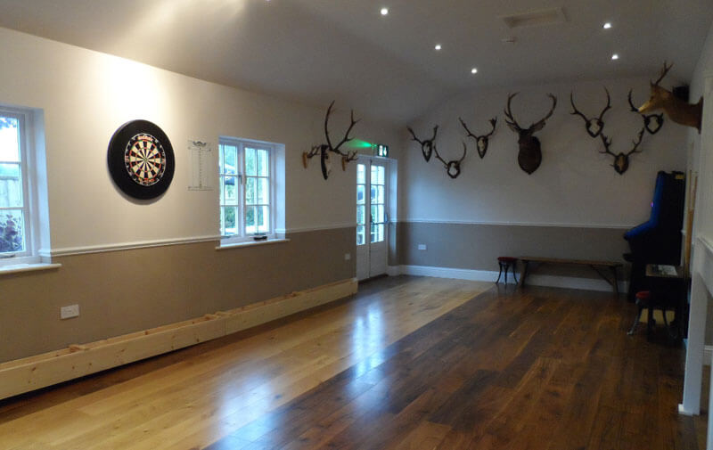 The Bells function room